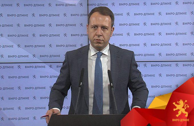 (ВИДЕО) Јанушев: Одбивањето да се прифати електронски отисок на прст е зошто власта на Заев спрема кражба на изборите