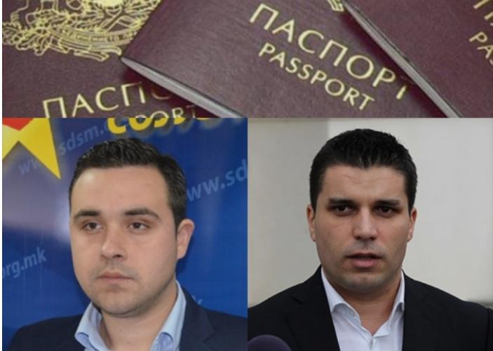 Љупчо Николовски и Костадин Костадинов ги има на избирачки список во Софија