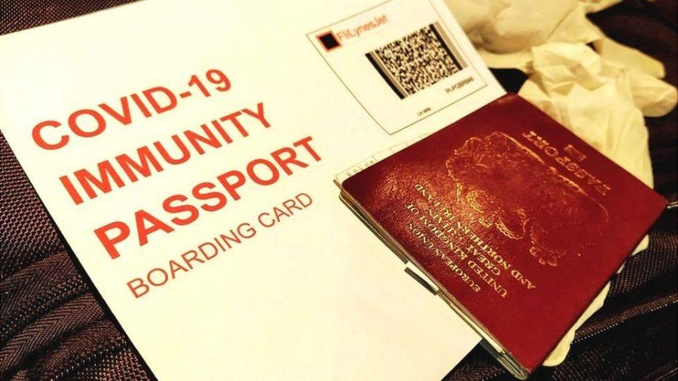 ЕУ ковид-пасошите ќе опфаќаат три категории