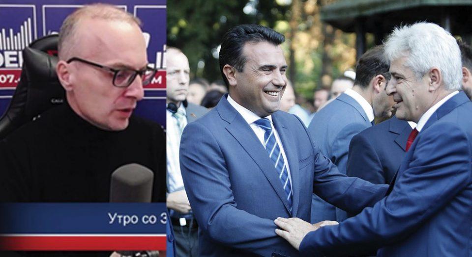(ВИДЕО) Милошоски за пописот: Здравјето на граѓаните да не биде заложник на договорот меѓу Заев и Ахмети
