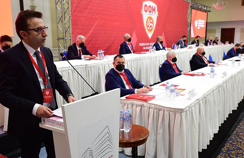 Мухамед Сејдини реизбран за претседател на ФФМ