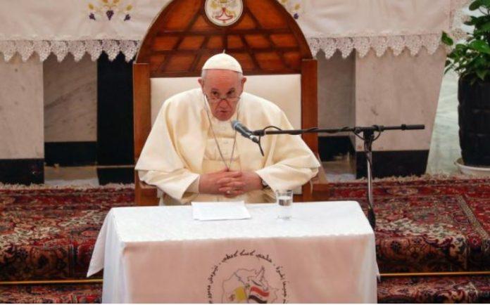 Папа Франциск: Да се стави крај на актите на насилство и екстремизам, на поделба и нетолеранција!
