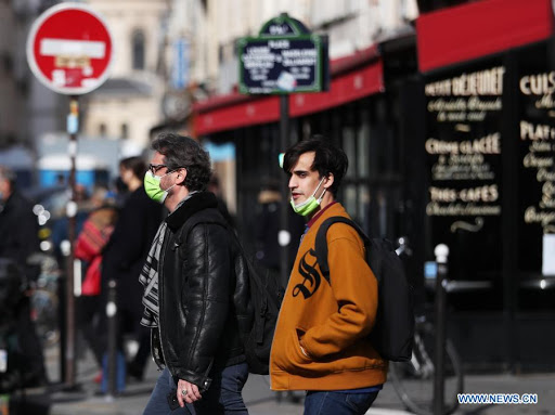 Eпидемиолошката состојба во регионот на Париз е исклучително тешка