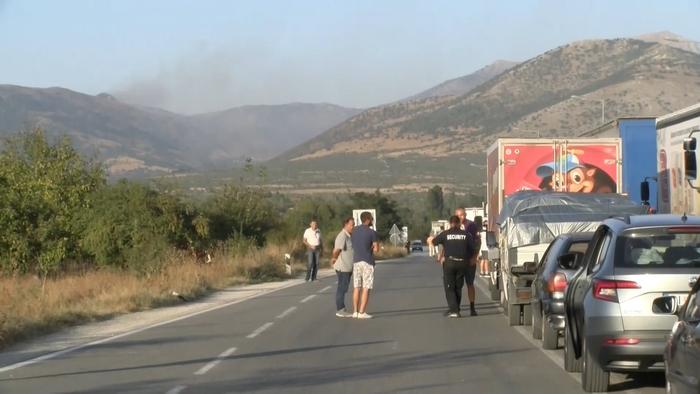 Нормализиран сообраќајот на патот Прилеп – Градско