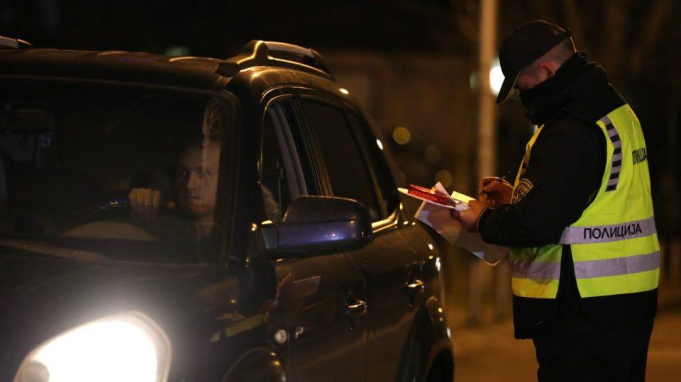 Втора ноќ полициски час
