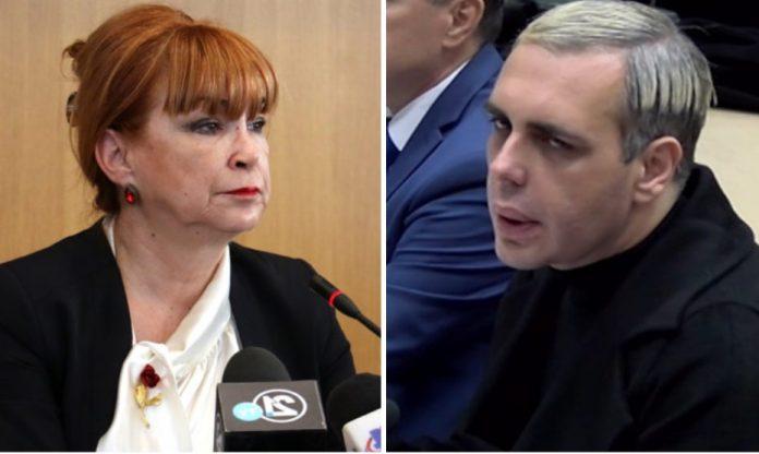 Боки 13 бара изземање на Рускоска бидејќи не доаѓала на судењата