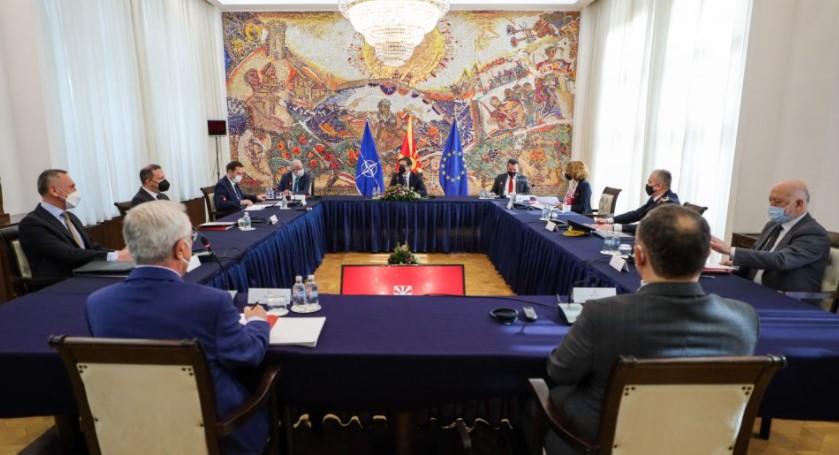 Одржана 11-та редовна седница на Советот за безбедност