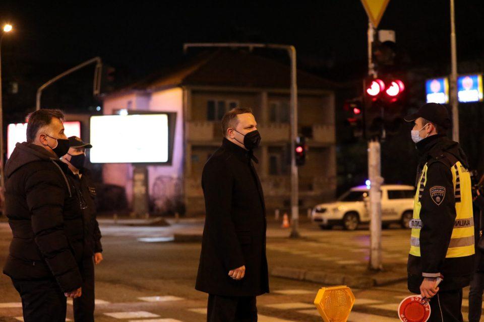 Спасовски: Полицискиот час мора во целост да се спроведе