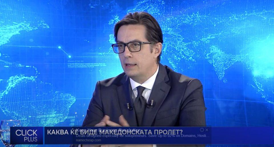 Пендаровски поддржува отворени листи и една изборна единица