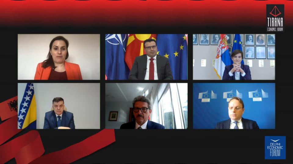 Заев: ЕУ да ги исполни ветувањата за Западен Балкан додека ние го европеизираме општеството