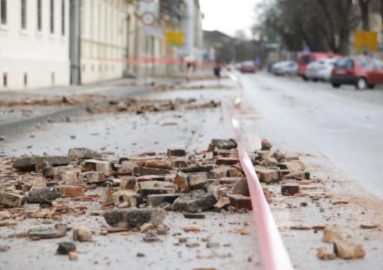 Регистрирани над 900 потреси од крајот на декември во централна Хрватска