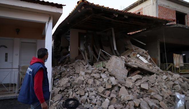 (ВИДЕО) Нов силен земјотрес утрово регистриран во Грција
